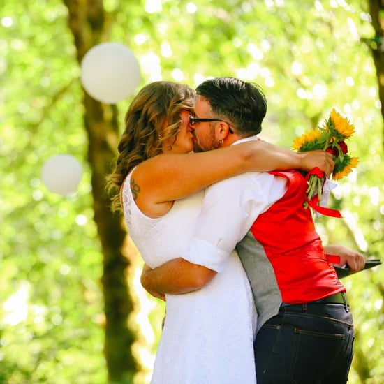 Oregon Campground Wedding