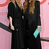 Mary-Kate and Ashley Olsen in June 2019
