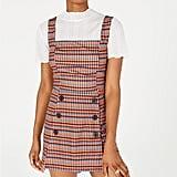 Fishbowl Plaid Skort Dress