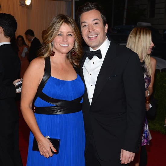 Jimmy Fallon Has Second Daughter Frances Cole Fallon