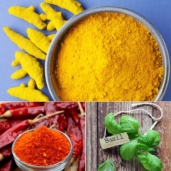 Herbs and Spices That Taste Good With Fruit