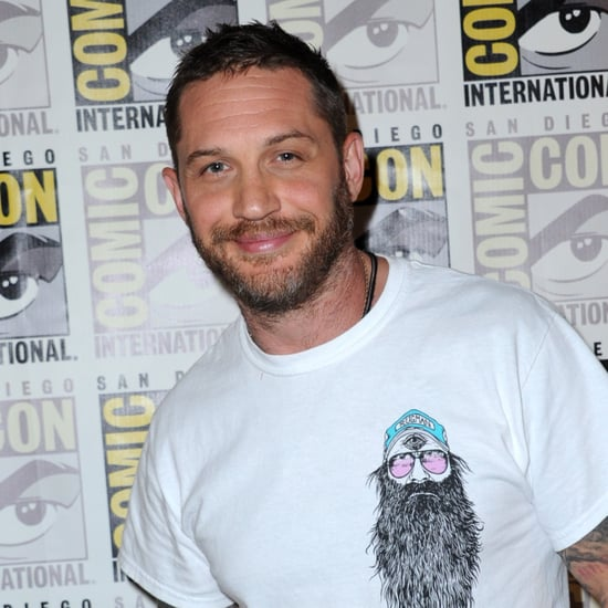 Tom Hardy Helps Bleeding Woman on London Street