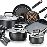T-fal Signature Nonstick Dishwasher Safe Cookware Set