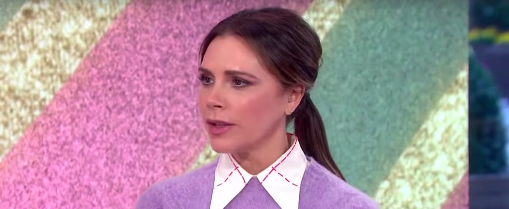Victoria Beckham Talks About Family on Today Show