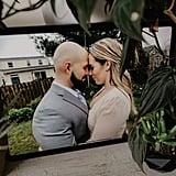 Couple Live-Stream Elopement From Backyard Amid Coronavirus