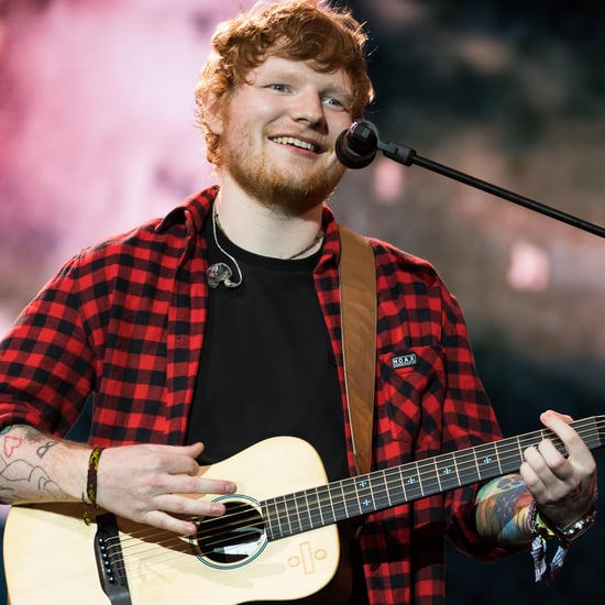 Ed Sheeran on Meaning of Baby Lyra's Middle Name, Antarctica