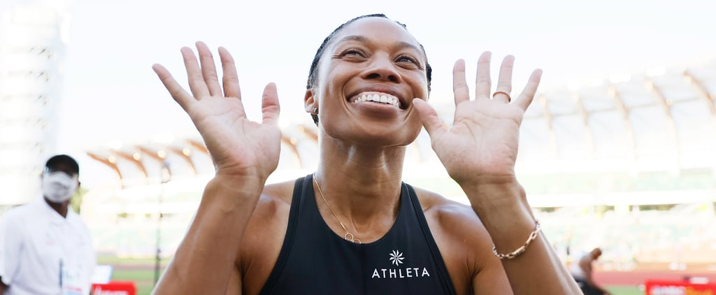 Allyson Felix Finishes Second, Qualifies For Tokyo Olympics