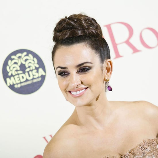Pictures of Penélope Cruz Best Hair, Makeup, Beauty Looks