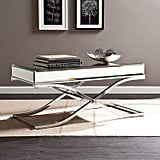 Ava Mirrored Cocktail Table