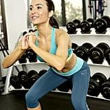 اعملي على بناء عضلاتكِ