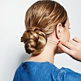 Not-Your-Prom Braided Chignon