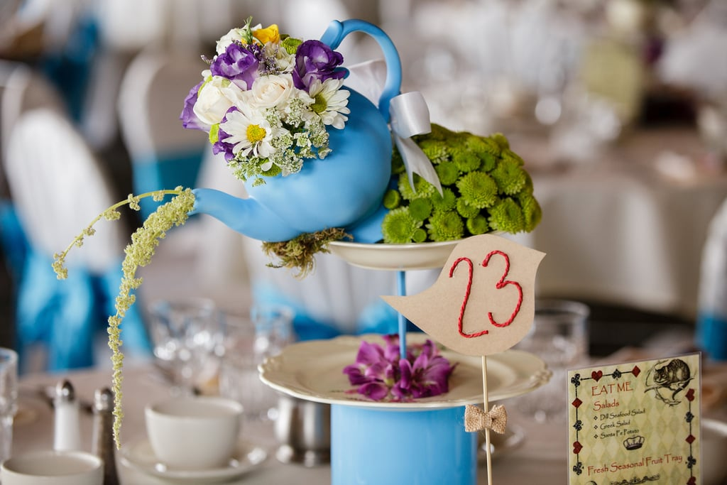 disney wedding centerpieces popsugar home rh popsugar com