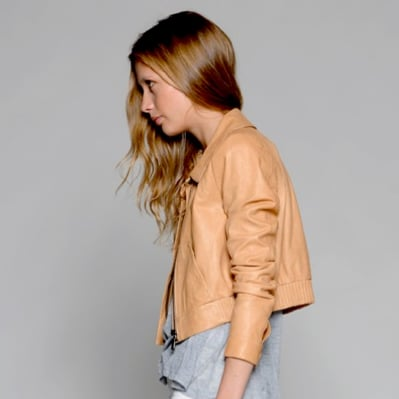 J Brand Jeans Launches Sportswear Line for Spring 2012