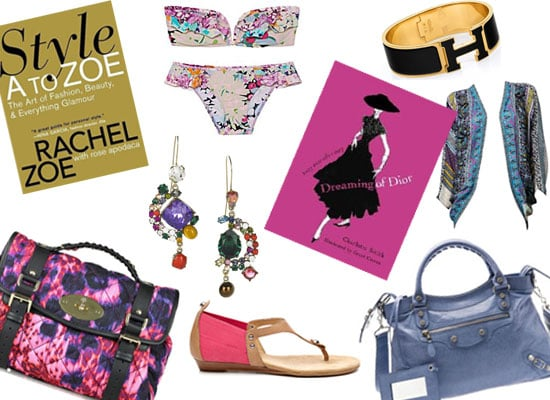 Last Minute Christmas Gift Ideas Including Bags, Luxe Items, Gypset Style, Fashion Books and Beach Buys