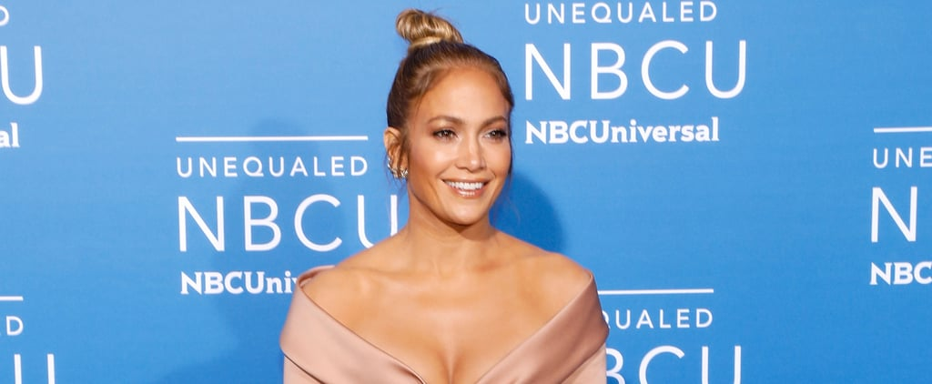 Jennifer Lopez's Dress Is Going to Make You Watch Her Walk Away