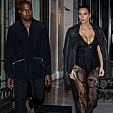 Kim and Kanye Are Turning North Into a True Fashion Girl