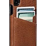 Sena Bence Lugano iPhone X & Xs Wallet Case