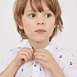 H&M Piqué Polo Shirt