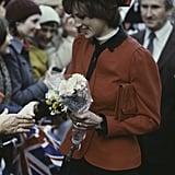 Why Princess Diana Didn't Wear Gloves