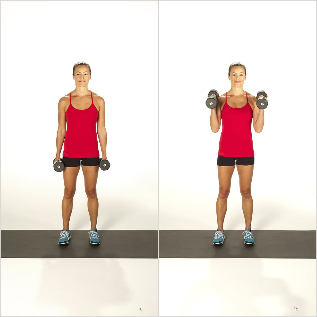 Superset 2: Hammer Curl