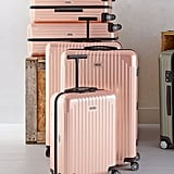 I travel pretty frequently for both work and pleasure, so my luggage tends to get rolled out —and beaten up —often. I'd love a piece of hardcase luggage from Rimowa ($495-$625) to replace my ready-to-be-retired suitcase. Jet-setters including Jessica Alba and Kanye West are fans of the brand's indestructible, luxurious pieces, and I've fallen for its latest offerings in a sophisticated shade it's calling pearl rose. — Lindsay Miller, entertainment editor