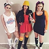 Lola Bunny, Ashley Spinelli, and Cynthia