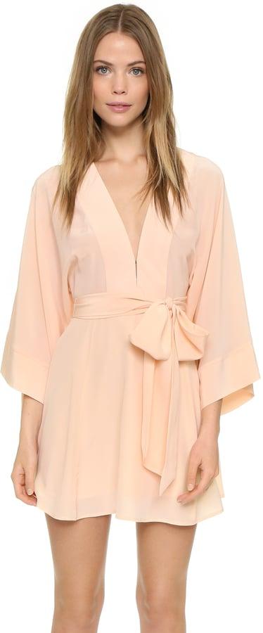 Yumi Kim Tokyo Night Kimono Dress ($262)