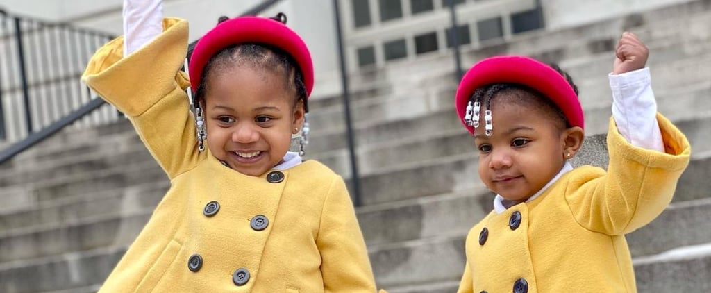 Kids Dress Up as Famous Black Women For Black History Month