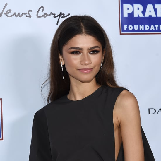 Zendaya Shows Off Blond Highlights While Voting