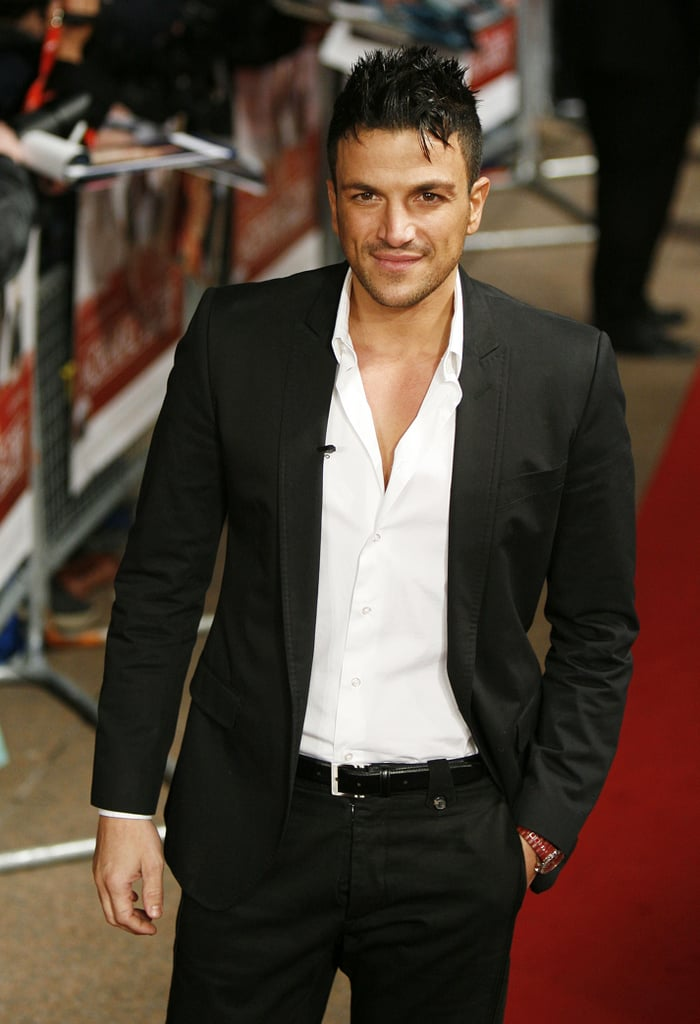 Pictures of Peter Andre Who Has Confirmed He Is Dating New Girlfriend Elen Rivas