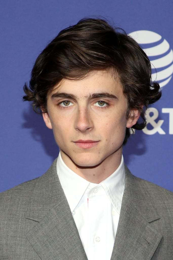 Hot Timothée Chalamet Pictures