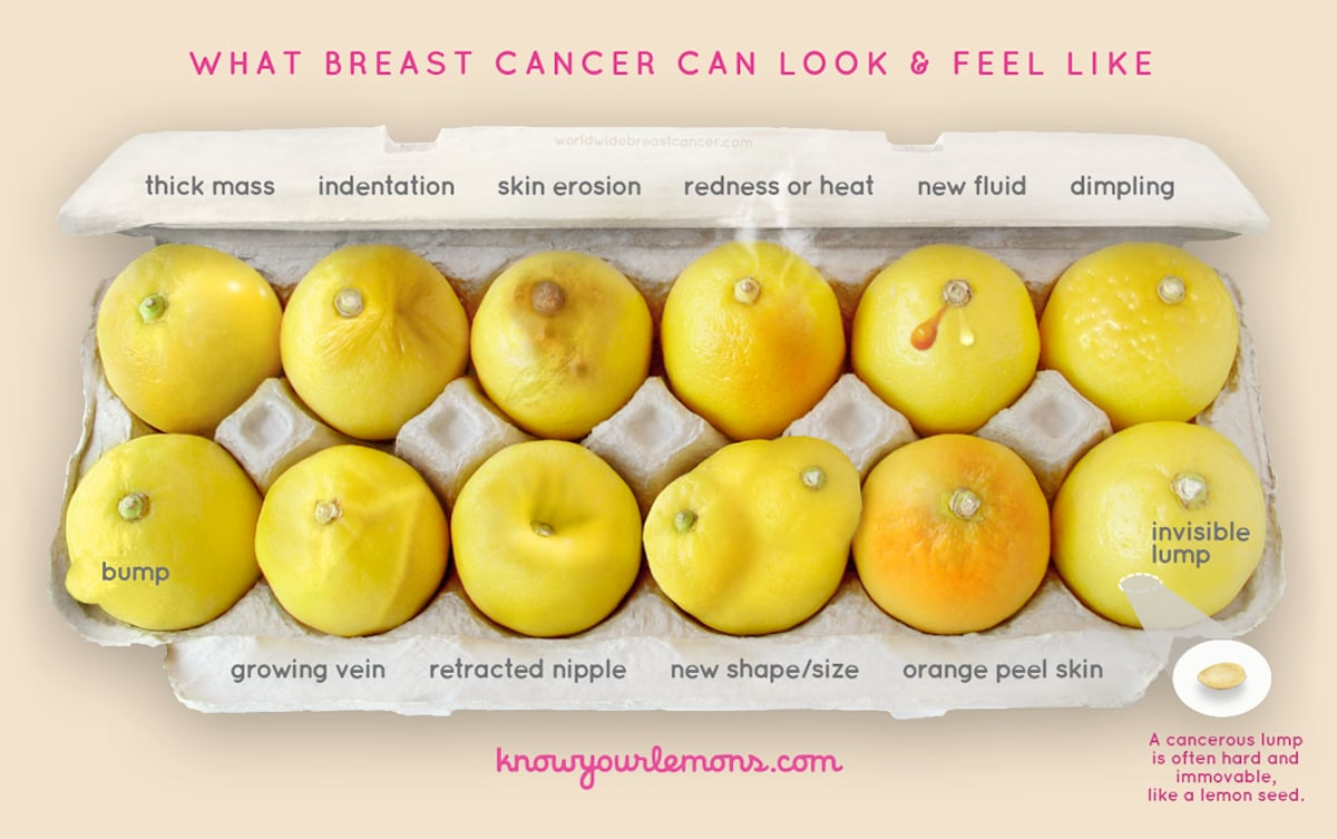 The Photo That Is Helping Women Detect Breast Cancer