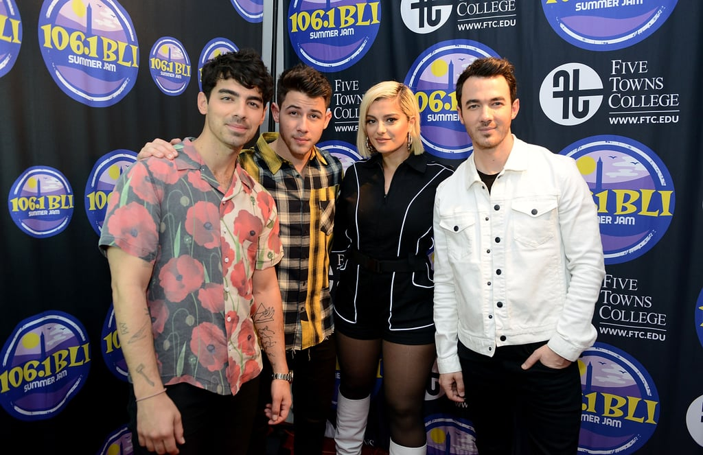 June: The Jonas Brothers Performed During the BLI Summer Jam