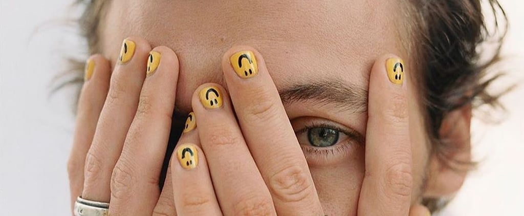 Harry Styles's Manicurist on His Best Nail Art