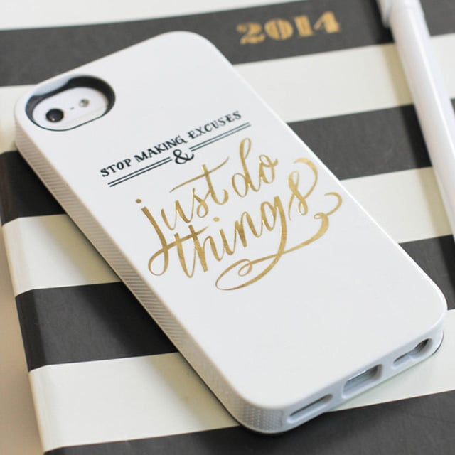 10 Phone Cases That'll Keep You Inspired 24/7