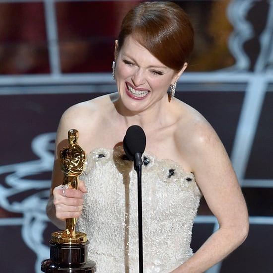 Julianne Moore's Oscar Acceptance Speech | Video