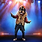Who is the Rottweiler on The Masked Singer?