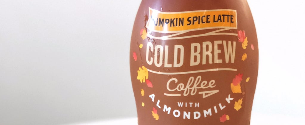 Califia Farms Almond Milk Cold-Brew Pumpkin Spice Latte