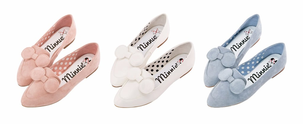 Disney-Lovers Will Flip For These Chic Minnie Mouse Loafers — and They're Only $48