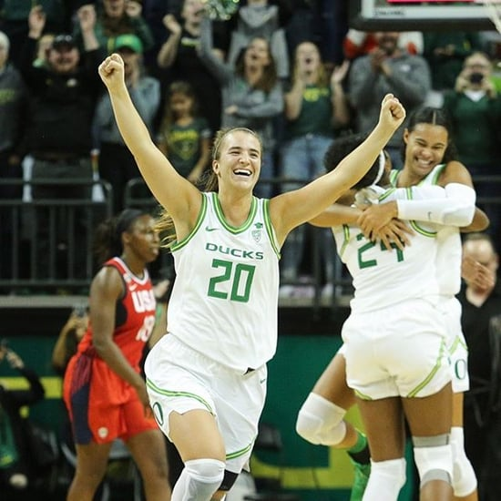 Oregon Women's Basketball Just Beat Team USA