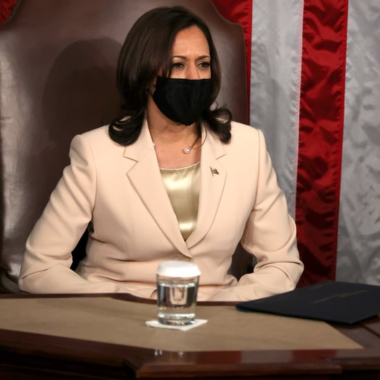 Kamala Harris Wears Prabal Gurung For Congress Joint Session