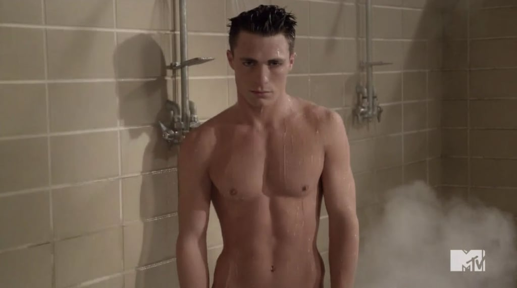 Best Gay Shower Scene