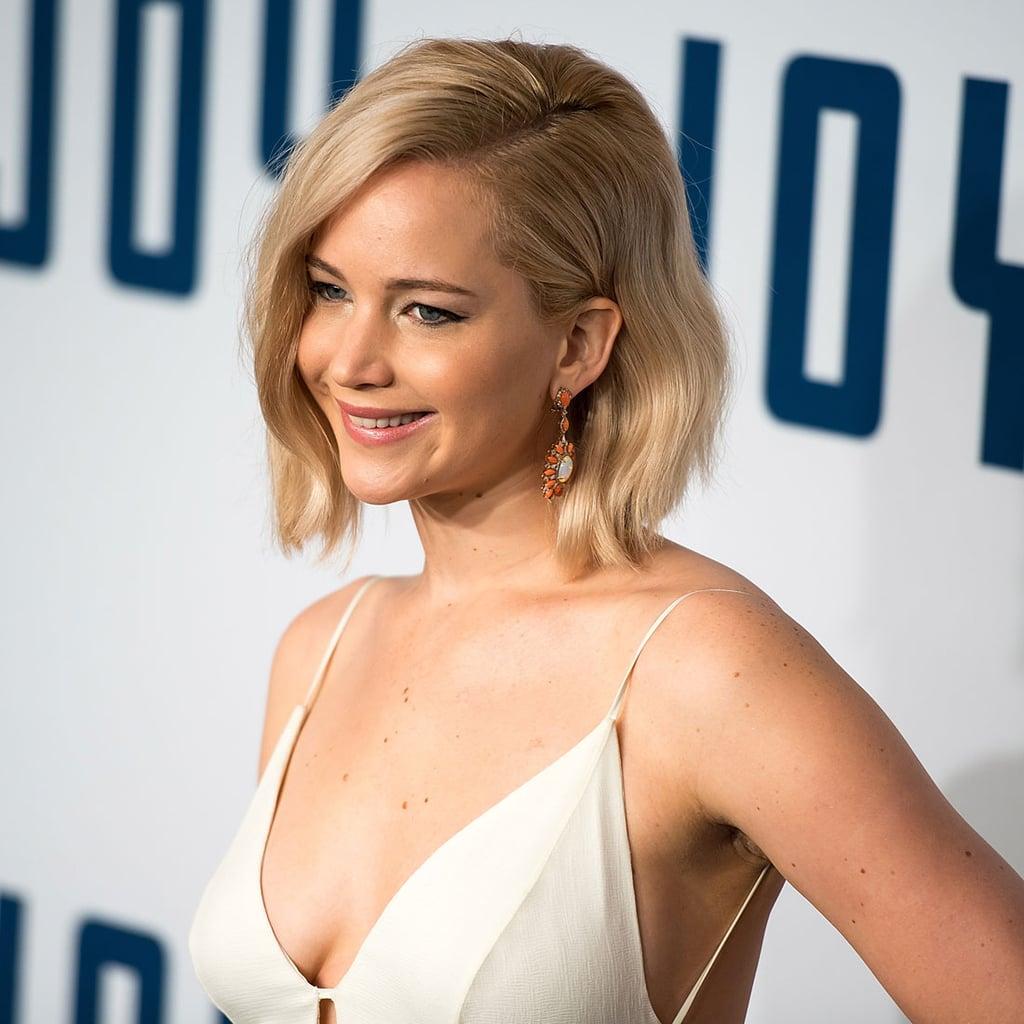 Jennifer Lawrence's Dress at the Joy NYC Premiere