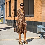 Wear All Your Leopard Together at Once as Long as the Prints Look Similar