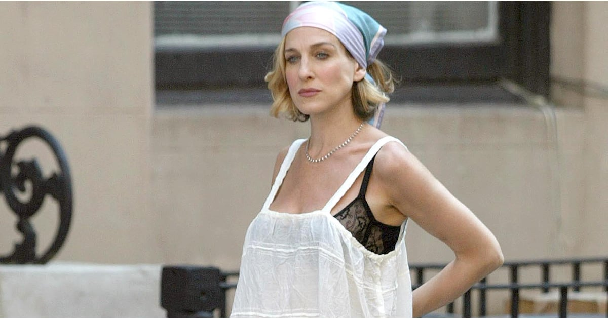 Carrie bradshaw sex and the city style lessons popsugar Fashion and style by vanja m facebook