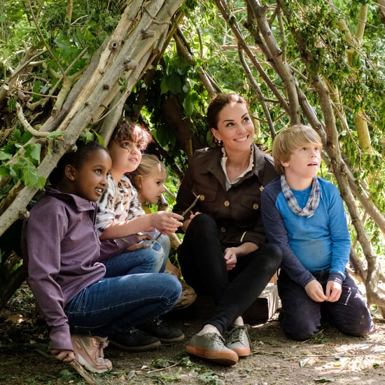 Kate Middleton Appears on Blue Peter June 2019
