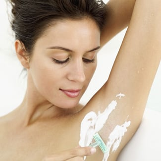 Underarm Shaving Facts and Myths Quiz