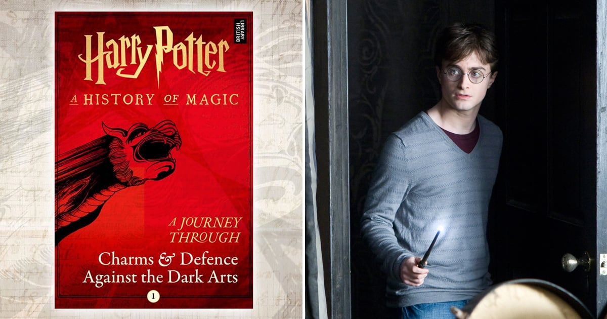 Harry Potter A Journey Through Ebook Series 2019 Popsugar
