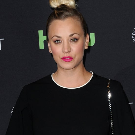 Kaley Cuoco Dress at Paley Center Honours | 2016