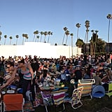 Cinespia / Hollywood Forever Cemetery